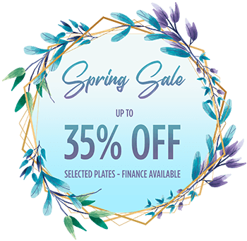 The Regtransfers Spring sale event - get up to 35% off