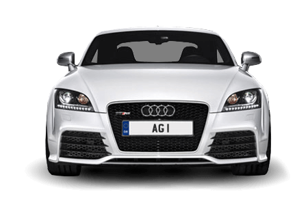 Regtransfers' number plate auction